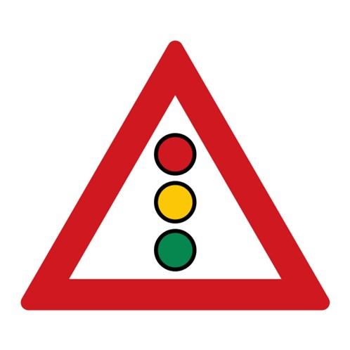 Dopravní značka - Světelné signály