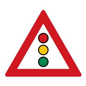 Dopravní značka A10 - Světelné signály