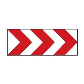 Dopravní značka Z3 - Vodící tabule