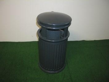 Litinový odpadkový koš Bestor