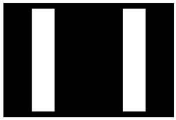Železniční značka - Zkrácená vzdálenost
