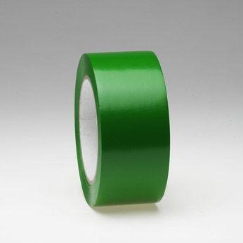 Podlahová páska Zelená