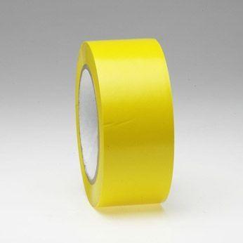 Podlahová páska Žlutá