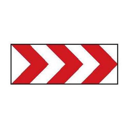 Dopravní značka - Vodící tabule - Obdelník 1000x500mm