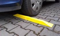 Carstop, žlutý