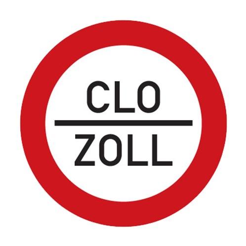 Dopravní značka - Povinnost zastavit vozidlo