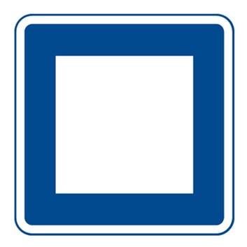 Dopravní značka IJ4a - Zastávka