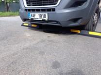Parkovací doraz malý