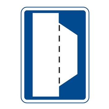 Dopravní značka IP9 - Nouzové stání