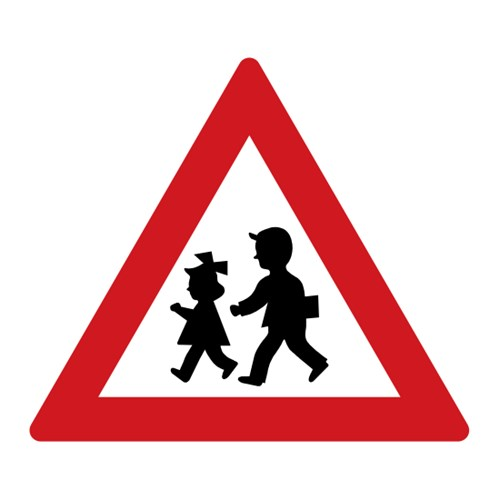 Dopravní značka - Děti