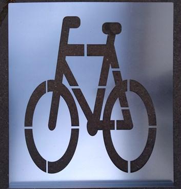 Šablona - Cyklista