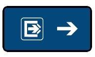 Železniční značka - Směr východu