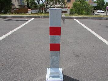 Sklopný parkovací sloupek Íčko