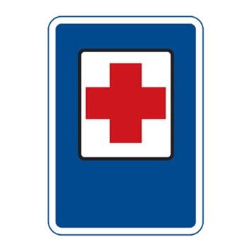 Dopravní značka IJ3 - První pomoc