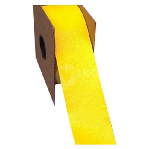 Reflexní fólie pro vodorovné dopravní značení, žlutá