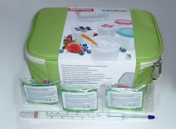 Dárkové balíčky na výrobu jogurtů