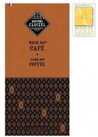 Čokoláda Michel Cluizel Noir 60% Café