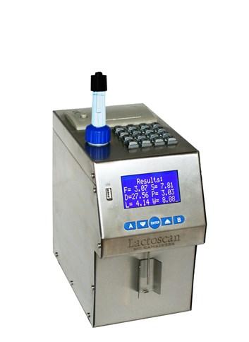 Analyzátor mléka