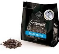 Tmavá horká čokoláda Michel Cluizel Kayambe 72%