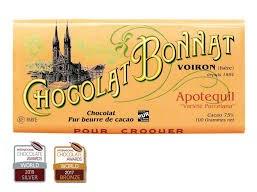 Čokoláda Bonnat Apotequil 75%