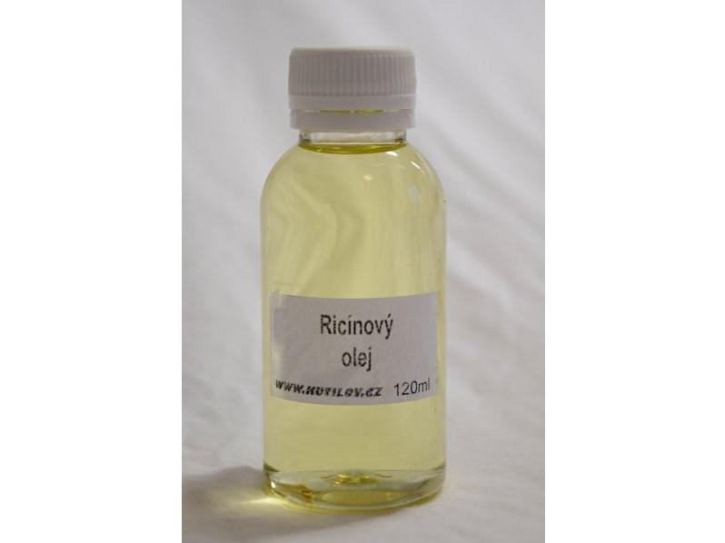 Olej ricínový - 120 ml