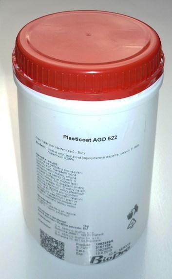 Sýrařský nátěr červený - Plasticoat  ARD 5525