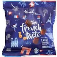 Kakaové lanýže Mathez karamelové – French Taste