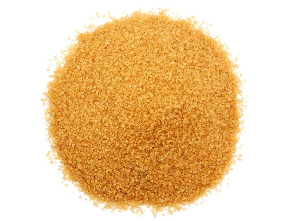 Cukrr třtinový tmavý - 1 kg