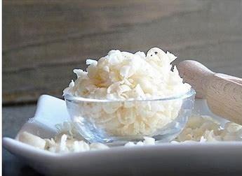 Strouhané citronové mýdlo na praní - 200g