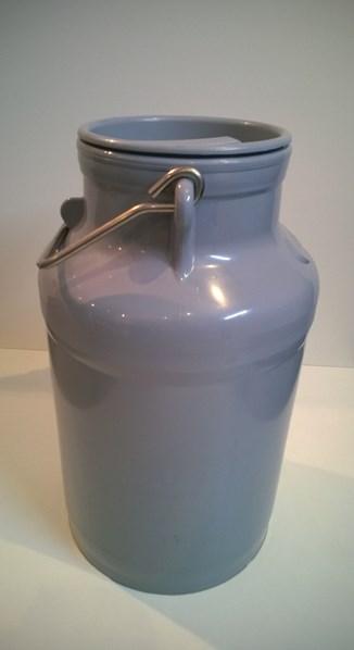 Konev na mléko, plastová 20 L