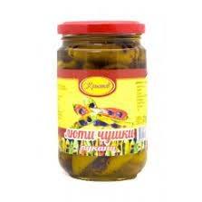 Grilované Nakládané papričky - feferonky 290 g