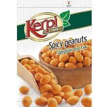 Smažené pikantní arašídy 80 g