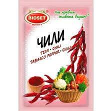 Chilli papričky 40 g