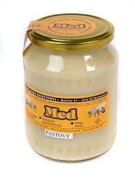 Med květový - pastovaný 1kg