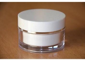 Doza Simple 15 ml stříbrný proužek