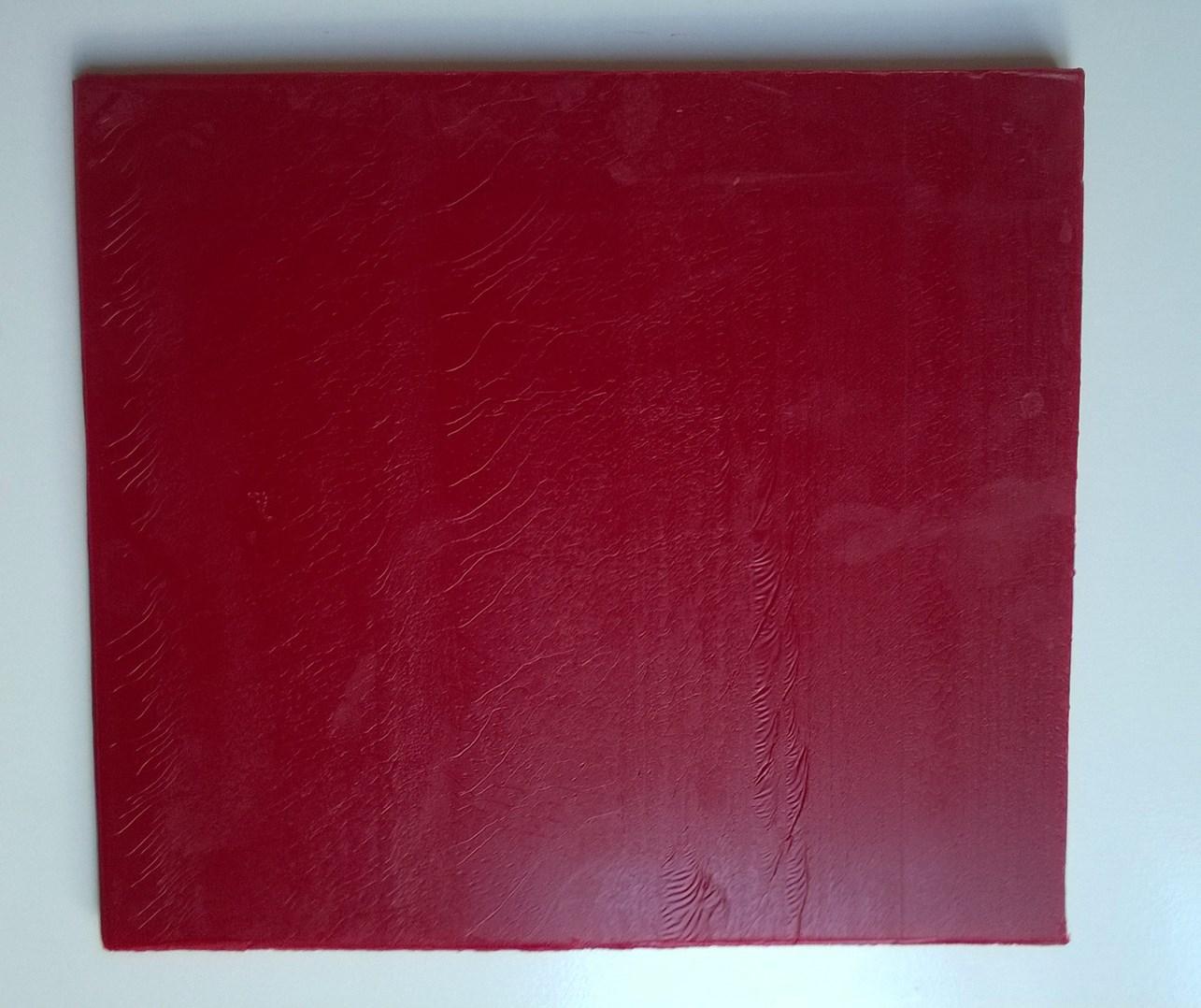 Sýrařský vosk červený