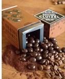 Kávová zrna v čokoládě Michel Cluizel