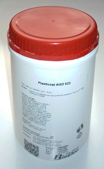 Sýrařský nátěr žlutý - Plasticoat AGD 522