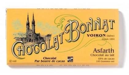 Čokoláda Bonnat Lait Grands Crus Asfarth 65%