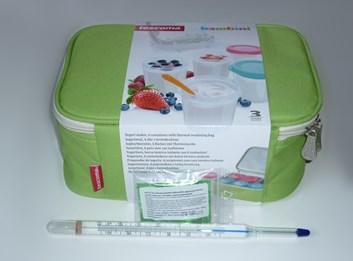 Dárkový balíček na výrobu jogurtů