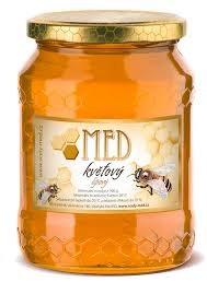 Med květový 1 kg