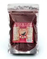 Aronie sušená mletá ( černý jeřáb ) 200 g