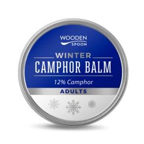 Zimní balzám s kafrem 12% WoodenSpoon 60 ml