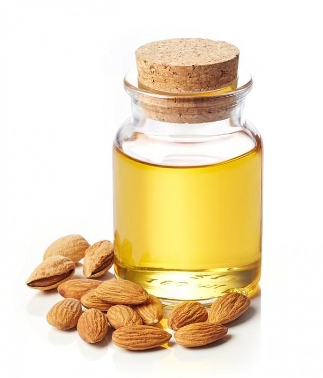 Olej mandlový lisovaný za studena - 120 ml