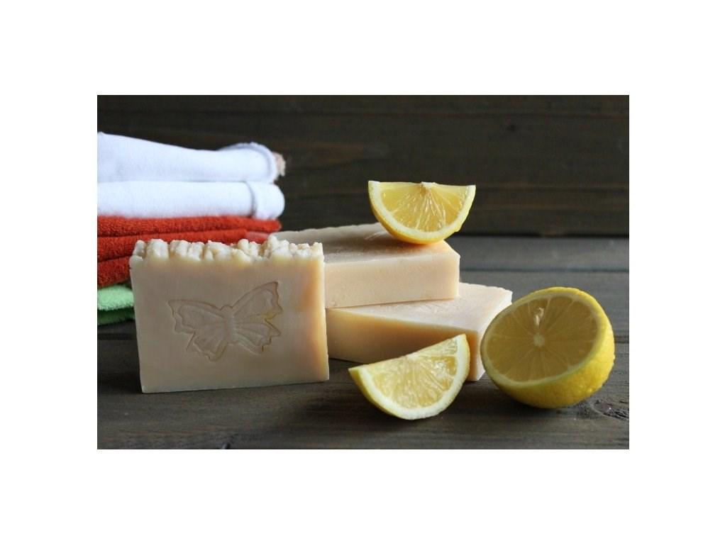 Univerzální citronové mýdlo