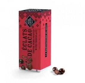 Kakaové boby v čokoládě Michel Cluizel