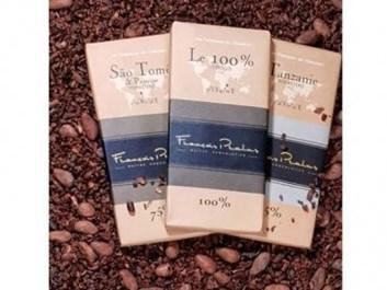 Čokoláda Francois Pralus Madagaskar 100% Bio