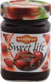 Šípková marmeláda Olineza 300 g