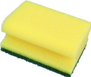 Houba TASKI SuperScourer Abr. Green