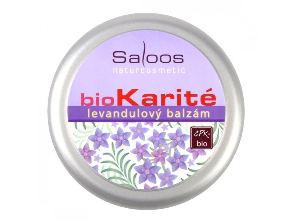 BIO levandulový balzám - 50 ml